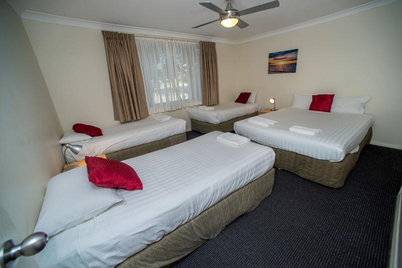 Beaches Serviced Apartments - Accommodation Gladstone