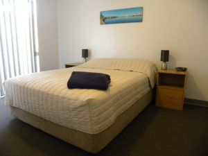 Carnarvon Central Apartments - Accommodation Gladstone