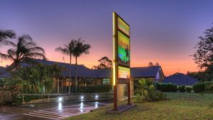 Heritage River Motor Inn - Accommodation Gladstone