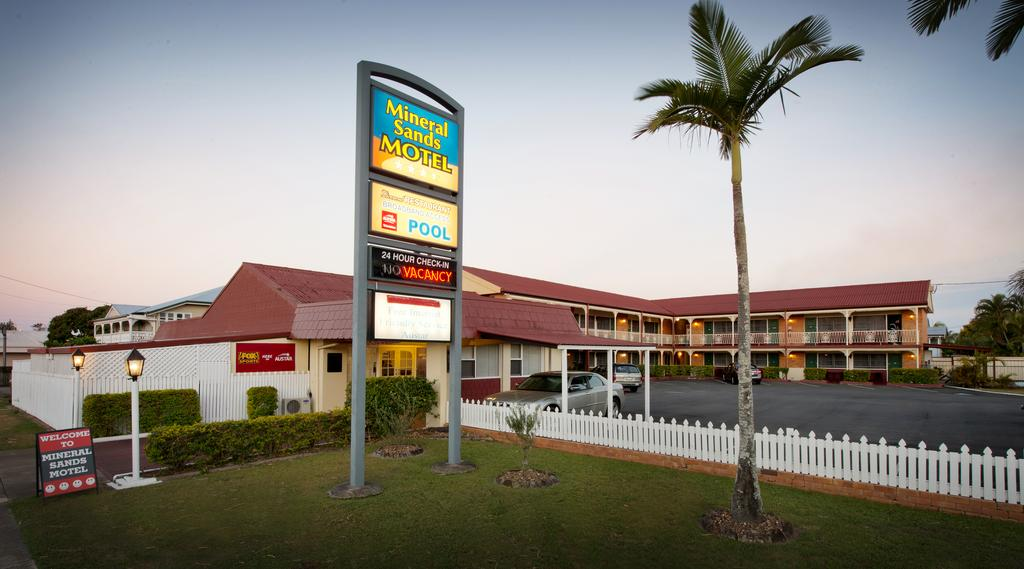 Mineral Sands Motel - Accommodation Gladstone