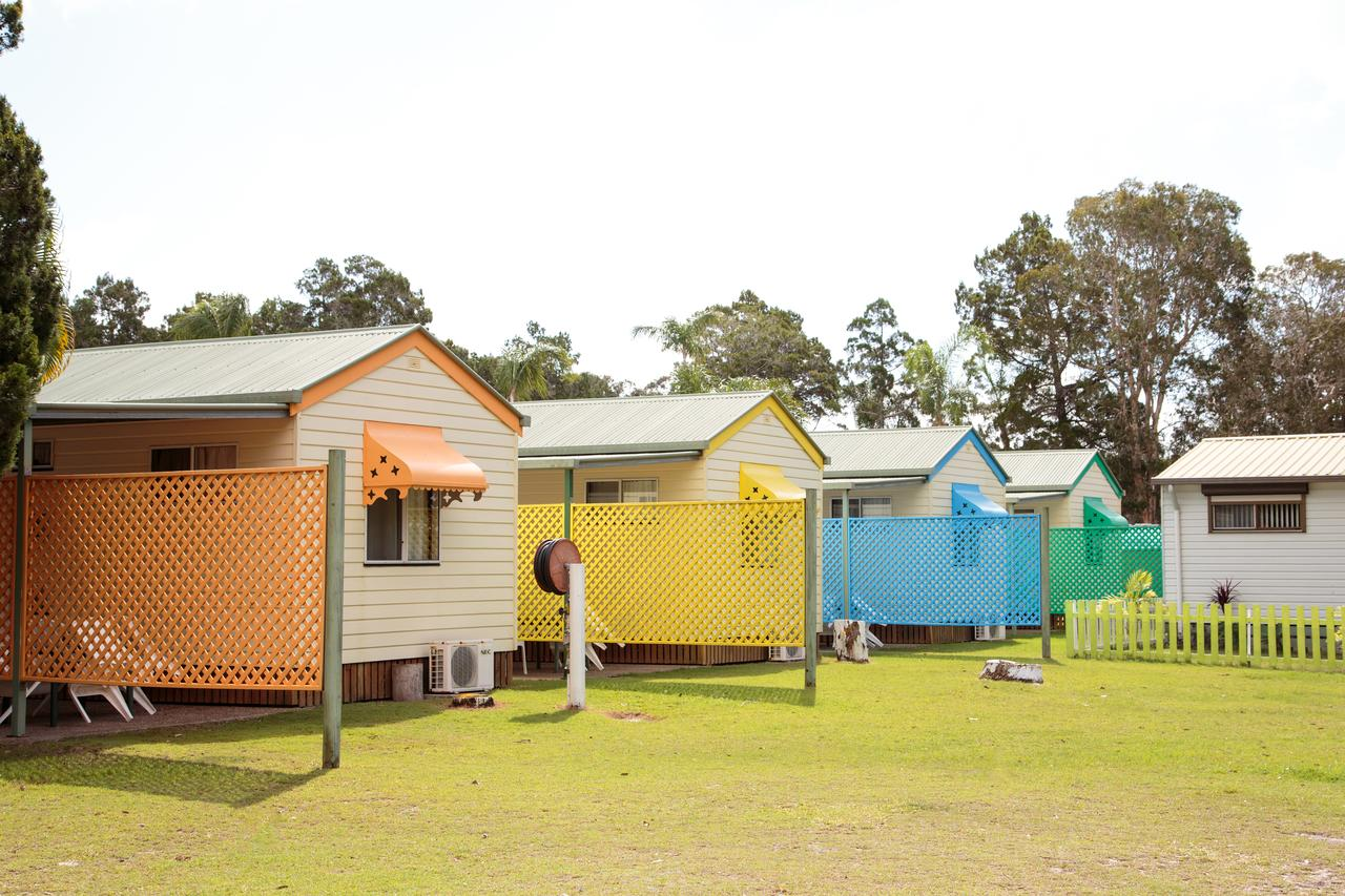 Rainbow Beach Holiday Park - Accommodation Gladstone