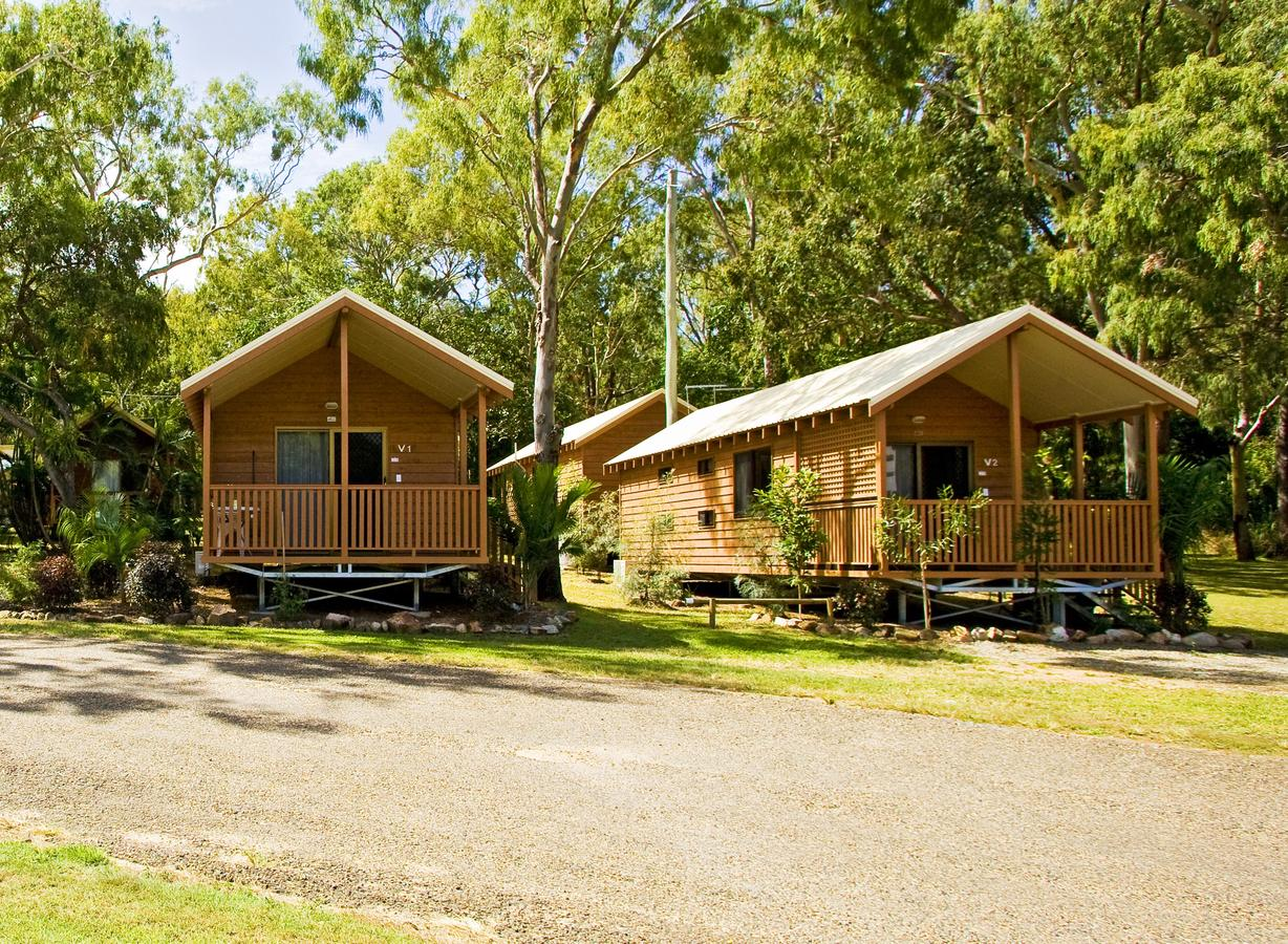 Captain Cook Holiday Village 1770 - Accommodation Gladstone