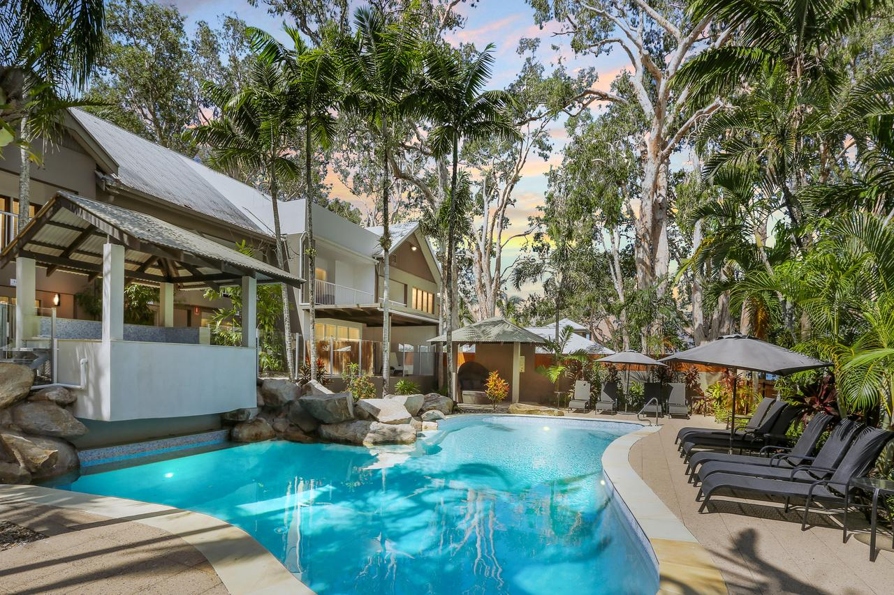 Paradise On The Beach Resort - Accommodation Gladstone