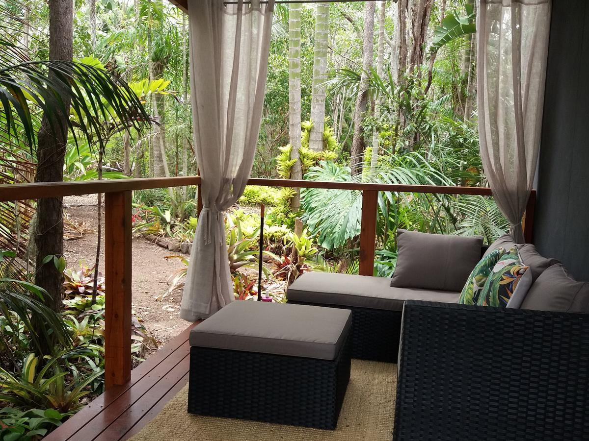 Forest Lodge: Little Villa - Accommodation Gladstone