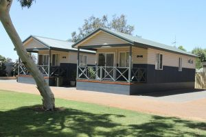 Wintersun Caravan and Tourist Park - Accommodation Gladstone