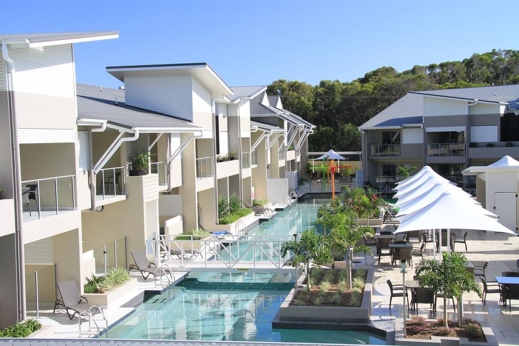 1770 Lagoons Central Apartment Resort - Accommodation Gladstone