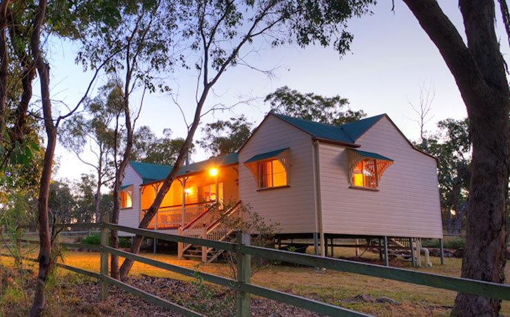 Accommodation Creek Cottages  Sundown View Suites - Accommodation Gladstone