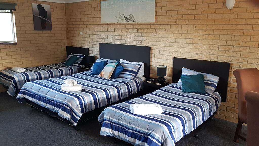 Avlon Gardens Motel - Accommodation Gladstone